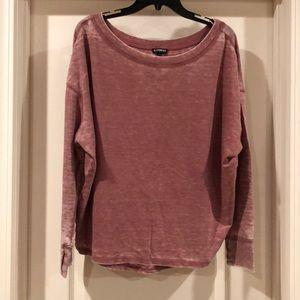 Light weight sweatshirt